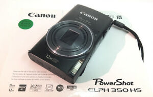Mint Condition Cannon PowerShot ELPH 360 FOR SALE NEED GONE ASAP