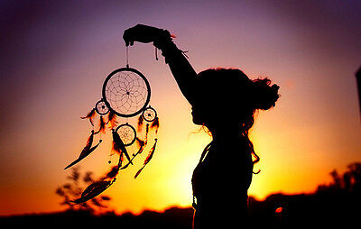 Sunset Dream Catcher Magik