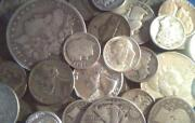 Silver Old US Coins Lot