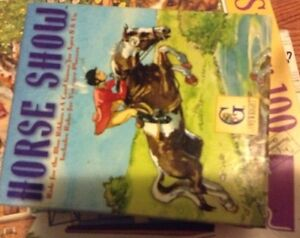 Horse show game for sale