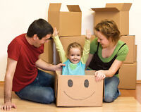 LOCAL AND LONG DISTANCE MOVERS CALL US AT 416-854-6683
