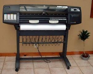 "HP Designjet 1050c 36"", with Warranty"