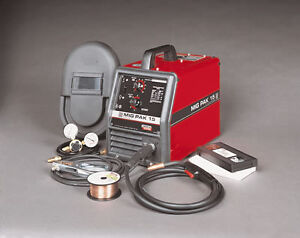 Lincoln Electric MIG Pak 15 Welder - $525 FIRM, Never used
