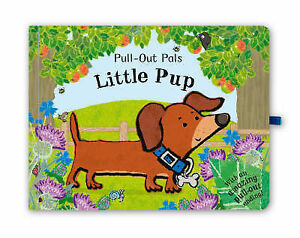 Pull-Out Pals: Little Pup,