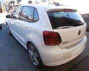 WRECKING 2012 VOLKSWAGEN POLO 1.2 6SPEED HATCH (C20654) Lansvale Liverpool Area Preview