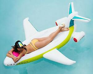 FUNBOY Inflatable Pool Toy Air Plane