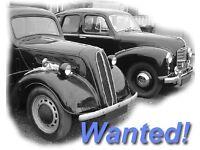 PROJECT CAR OR VAN