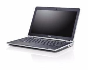"""Dell Latitude E6230 12"""" Laptop Intel i5-3340M 2.70GHz CPU 4GB RAM 320GB HDD Win7Pro Webcam"""