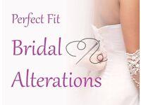 Bridal Wedding Alterations Perfect Fit