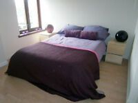 Lovely double room to rent in New Gorbals - Short or long term