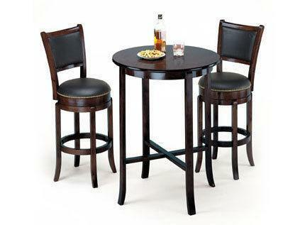 high top tables bar table and chairs ebay 29152