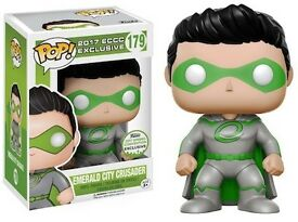 Emerald City Crusader (Nerd Block Exclusive) Funko Pop RARE!!!