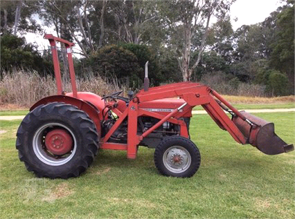 Wanted: Front end Loader wanted for 135 Massey Ferguson