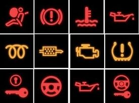 Cars and vans dealer level diagnostics air bag lights service light engine lights dpf auto gearbox