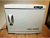 TOWEL WARMER STERILISER FACIAL MASSAGE BEAUTY