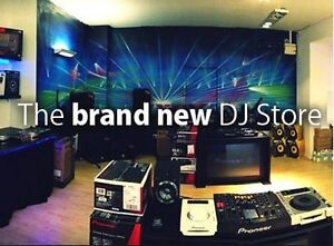 DJ Equipment store - PA Speakers - Mixers - Controllers - Mics
