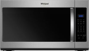 BRAND NEW WHIRLPOOL MICROWAVE FOR SALE