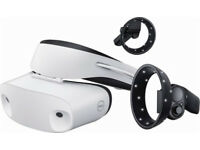DELL Visor Mixed Reality VR Headset & Controllers - brand new unopened