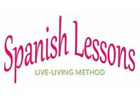 Spanish Live-living Lessons for Beginners