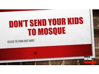 *Sending Your Kids to Mosque? Here's Why you shouldn't (Quality Quran teacher)