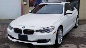 BMW 3 Series 328i XDRIVE, LUXURY LINE, NAV, TOIT   2014