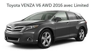 2014-2015-2016 Toyota Venza LIMITED