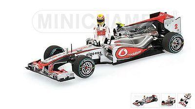 McLaren Mercedes MP4-25 - Vodafone - Lewis Hamilton - Canada 2010 #2 -Minichamps