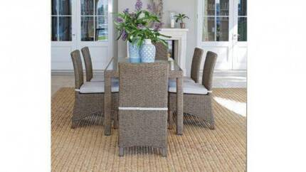 Bowral 7 Piece Outdoor Dining Set