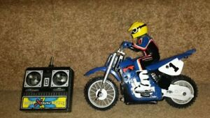Tyco RC Xtreme Cycle - lightly used