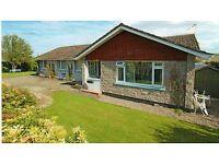 exchange 4 bed highland house for 2 bed flat Edinburgh with cash adjustment