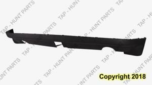 Bumper Rear Lower With Tow Hook Ford Edge 2007-2010