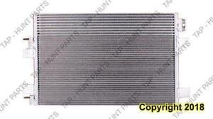 Condenser (3586) Automatic Transmission 1.8/2.0/2.4/3.5 Dodge Avanger 2008-2014