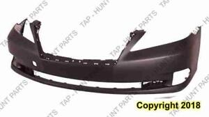 Bumper Front Primed Without Sensor Lexus ES-350 2010-2012
