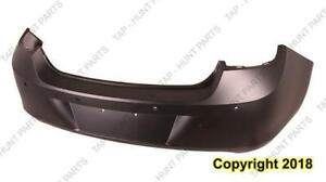Bumper Rear Primed With Sensor Hole Without Camera Buick Verano 2012-2016