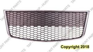 Grille Lower Black Chevrolet Aveo 5 2009-2011