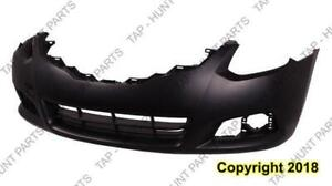 Bumper Front Coupe Primed Black Nissan ALTIMA 2010-2012