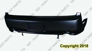 Bumper Rear Primed Gt Model CAPA Ford Mustang 2005-2009