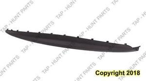 Bumper Lower Rear Textured Sedan Ex/Lx Capa Kia Forte  2010-2013