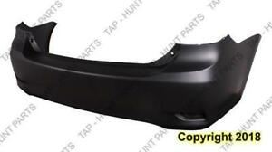 Bumper Rear Primed Base/Ce/Le Models High Quality Toyota Corolla 2011-2013