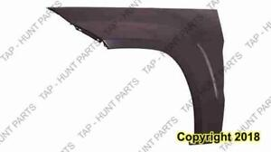 Fender Front Driver Side Glk Models (Without Side Lamp Hole) Steel Mercedes G-Class 2010-2015