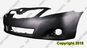 Bumper Front Primed Le/Xle/Base Model Usa Built CAPA Toyota Camry 2010-2011