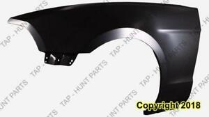 Fender Front Driver Side With Moulding Gt/Shelby500 Ford Mustang 2010-2012