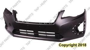Bumper Front Primed Except Wrx/Sti Models Subaru Impreza 2012-2014