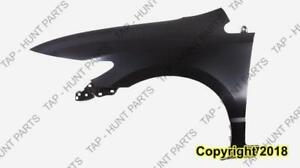 Fender Front Driver Side Coupe CAPA Honda Civic 2006-2011