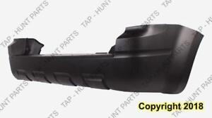 Bumper Rear Primed Ltd-Hybrid-Xlt Ford Escape 2008-2012