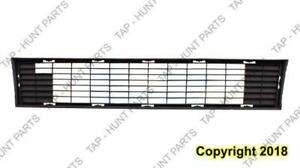 Grille Lower Black Without Tow Package  Ford Explorer 2011-2012