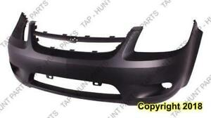 Bumper Front Primed Ss Model With Spoiler CAPA Chevrolet Cobalt 2005-2010