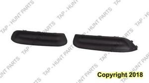 Fog Light Cover Driver Side Coupe Honda Civic 2012-2013