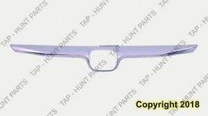 Grille Moulding Chrome 1.8L High Quality Honda Civic 2009-2011