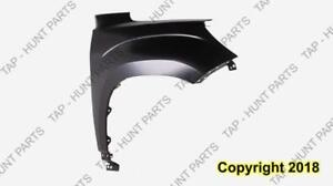 Fender Front Passenger Side Saturn Outlook 2007-2010